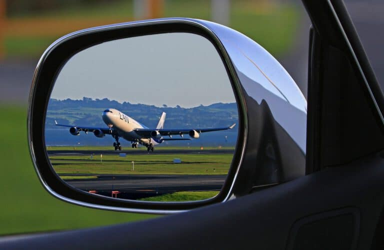 taxi vliegveld